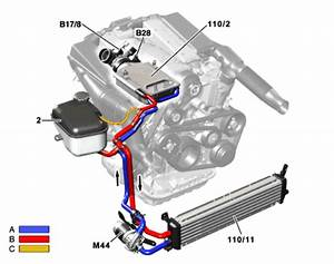Question About Intercooler Hoses  Where Do They Go