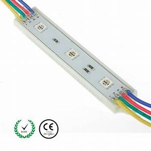 rgb led module sign 12vdc 5050 module string channel With rgb led modules for channel letters