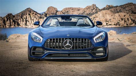 2018 Mercedes Amg Gt Roadster Wallpaper