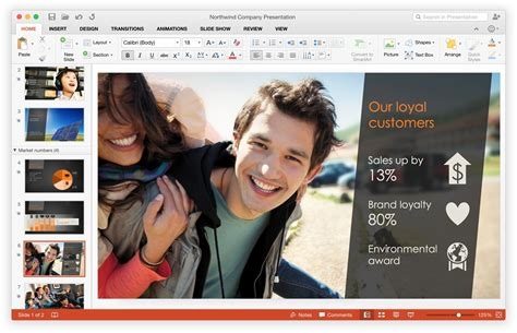 Microsoft PowerPoint 2016 - Download for Mac Free