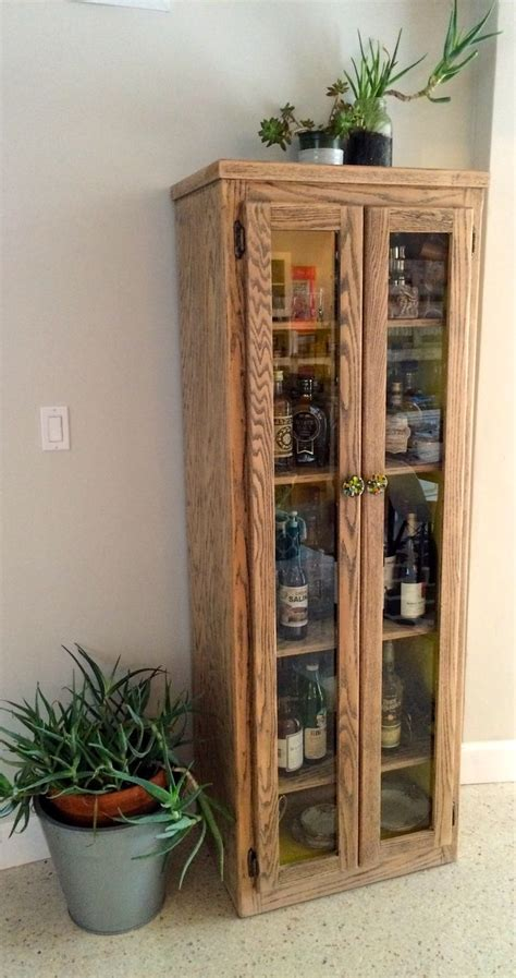Liquor Storage Cabinet Ideas by 25 Best Ideas About Liquor Cabinet On Mancave