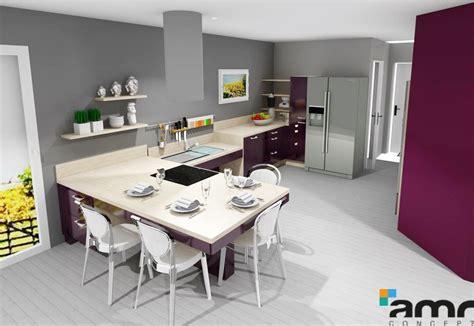 cuisine en angle cuisines particuliers bibliothèque 3d