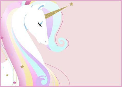 unicorn invitation template free unicorn invitation card invitations