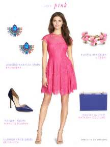 nordstrom wedding guest dresses pink lace dress