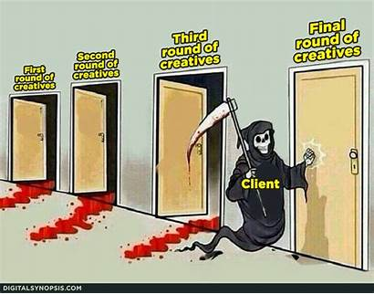 Graphic Memes Epic Designers Final Grim Reaper