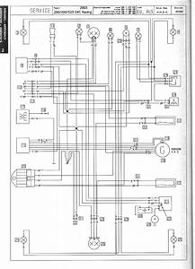 Schaltplan Wiring Diagram Cd I Ktm 250 Xc F User Manual