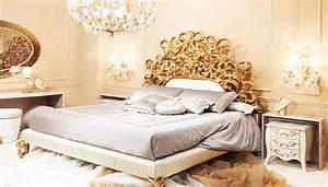 Wandlampen Für Schlafzimmer : 17 franz sische betten f r klassisch schlafzimmer ~ Markanthonyermac.com Haus und Dekorationen