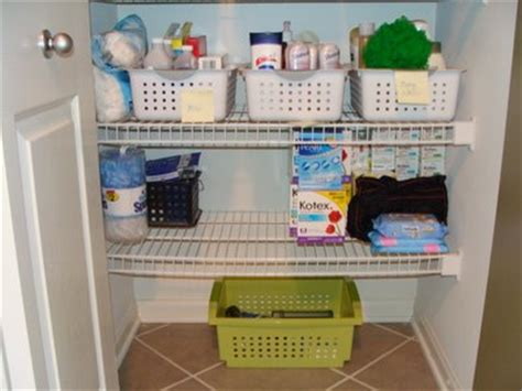 linen closet organization systems ideas advices for