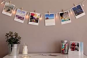 Ideen Mit Fotos : die 10 sch nsten diy ideen f r ihre polaroid wanddekoration ~ Indierocktalk.com Haus und Dekorationen