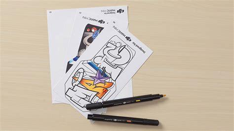 dji mavic mini zubehoer diy kreativ kit sticker