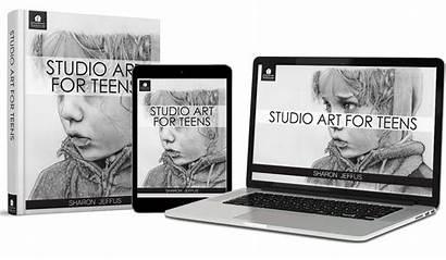 Teens Studio Classes Students