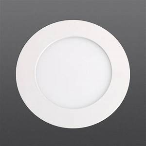Round Led Panels  Small - Commercial Led Lighting