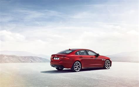 Jaguar Xe Wallpapers by Jaguar Xe S 2016 Widescreen Car Wallpapers 02 Of