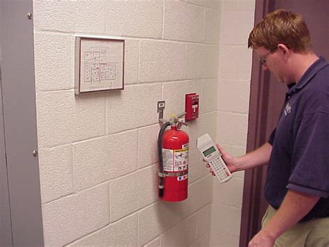NFPA Required Inspections