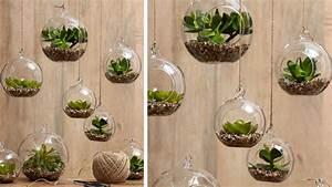 Suspension Pour Plante Interieur : suspension plante interieur photos de magnolisafleur ~ Teatrodelosmanantiales.com Idées de Décoration