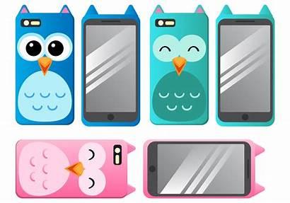 Phone Case Vectors Graphics