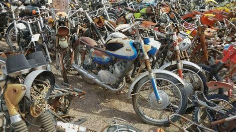 Los Angeles Motorcycle Salvage Yards