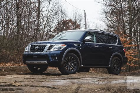 When Does The 2020 Nissan Armada Come Out by 2018 Nissan Armada Platinum Review Digital Trends