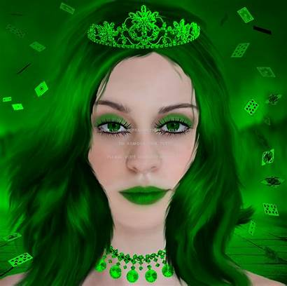 Colorful Queen Eyes Games