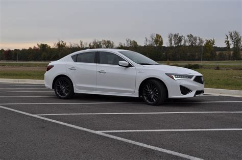 first 2019 acura ilx becomes more compelling thanks to bolder styling and a significant