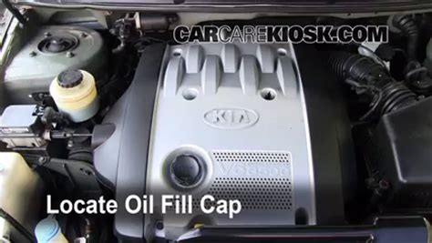 filter change kia sedona 2002 2005 2003 kia