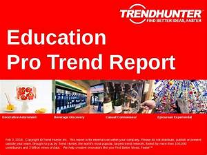 Custom Education Trend Report & Custom Education Market ...