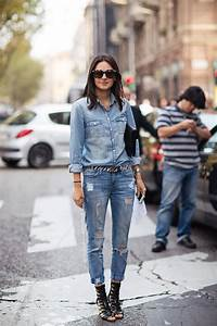 Denim Dress and Jeans - The look - Your Glamour