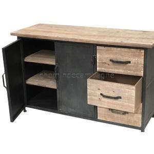 console pour cuisine meuble en fer achat vente meuble en fer pas cher
