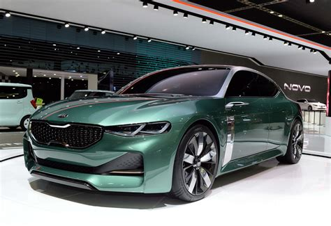 KIA Car : Forte-based Kia Novo Concept Hints At Brand's Future