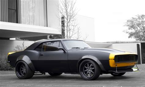 67 Camaro Bumblebee by Transformers Director Michael Bay Is Selling His 1967