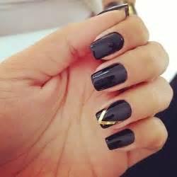 Black nail polish variations nails everydaytalks