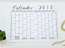 Organize Your New Years Resolutions with 2018 Planner