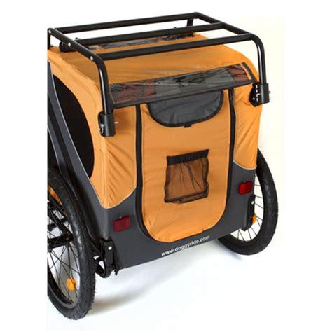 siège bébé pour remorque vélo doggyride novel10