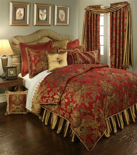 comforter set king verona by horn luxury bedding