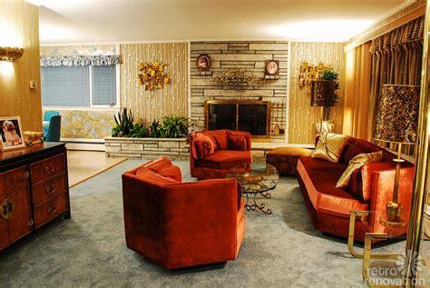 Home Interior 1970s :  1970s Interior Design Full Of Artifice