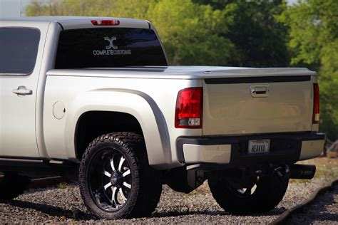 find   gmc sierra  hd  duramax sema lug magazine cover truck custom lifted