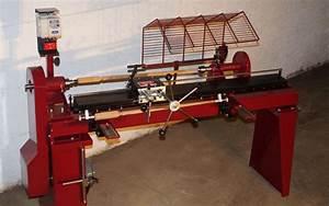 Vega 1500T Wood Lathe