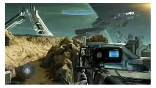 Xbox One Halo 5 Gameplay  Xbox One Halo 5 Gameplay
