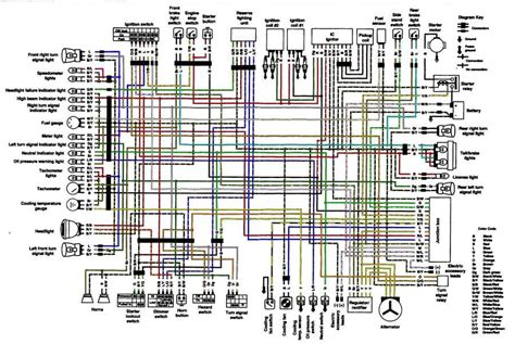 1993 Yamaha Virago 750 Wiring Diagram Schematic by Front Left Blinker Wire Colors 3 Wire Kawasaki Vulcan