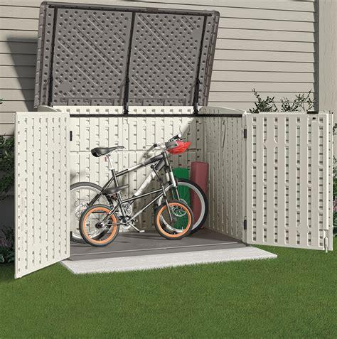 Suncast Storage Sheds Walmart by 26 Awesome Bicycle Sheds Storage Outdoor Pixelmari Com