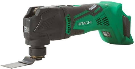 hitachi brushless oscillating multi tool