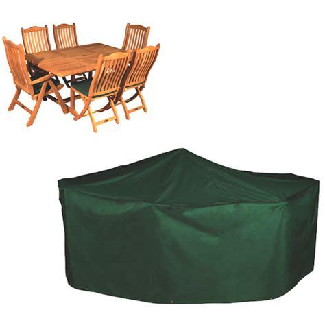 premier luxury rectangular patio set cover 6 seat