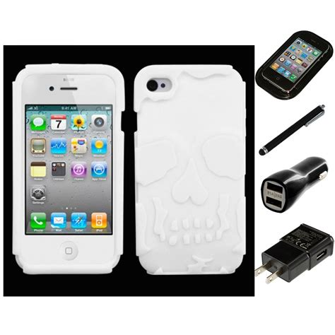 iphone 4s charging case for apple iphone 4 4s silicone skin rubber soft case phone Iphon