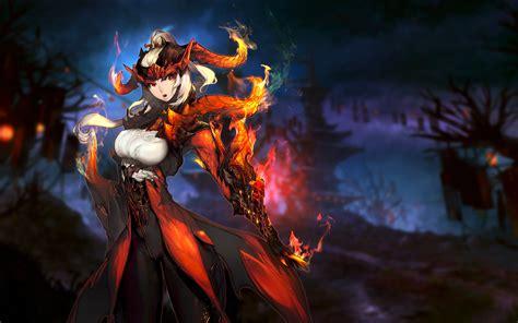 Blade And Soul Anime Wallpaper - blade soul anime hd wallpaper wallpaper better