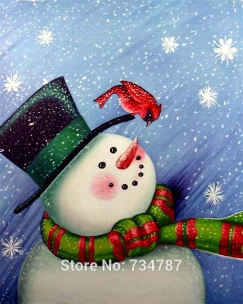 christmas oil paintings chinese oil paintings  canvas