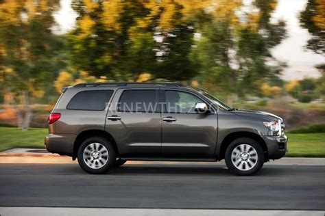 2019 toyota sequoia review 2019 toyota sequoia platinum price specs changes review