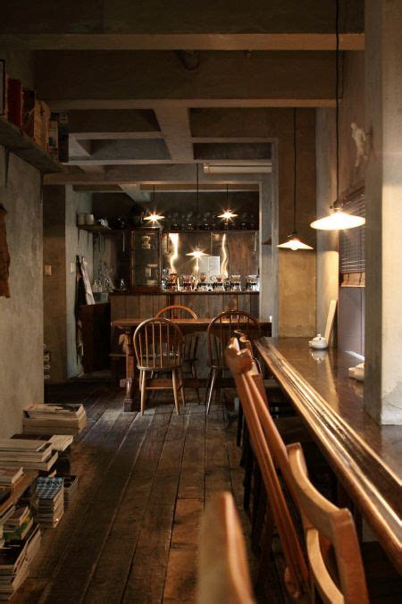 Rustic Coffee Shop Cafe