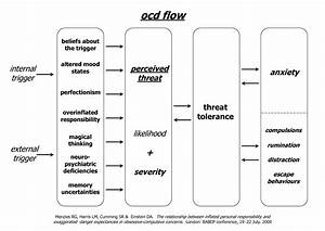Obsessive Compulsive Disorder Flow Chart Theirrationalmind