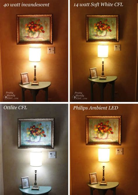 cfls leds and incandescents oh my a review of light