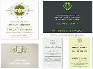 st patrick39s day party planning ideas and supplies With wedding invitation printing ireland
